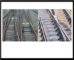 Railway Track Material Points And Crossing Switches